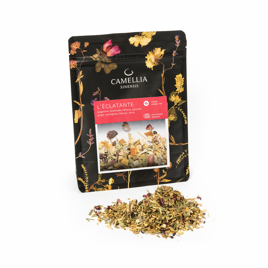 Camellia Sinensis Organic Brightening Herbal Tea - Photo 0