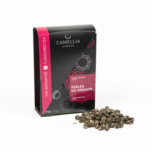 Camellia Sinensis Dragon Pearl Tea