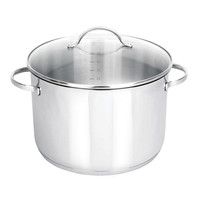 Orly / Joseph Strauss 16L Cooking Pot with Glass Lid