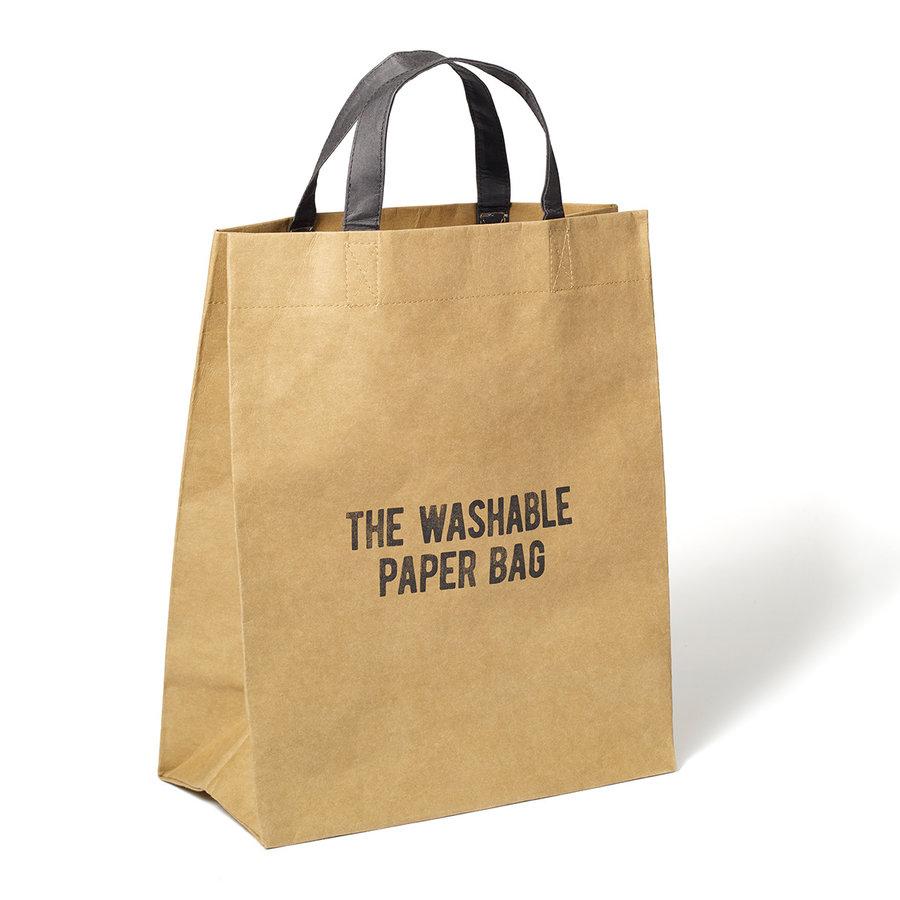 RICARDO Brown Paper Grocery Bag - Photo 2