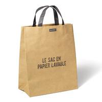 RICARDO Brown Paper Grocery Bag