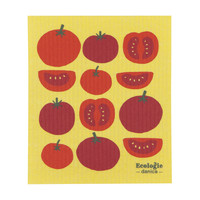 Tomatoes Sponge Cloth