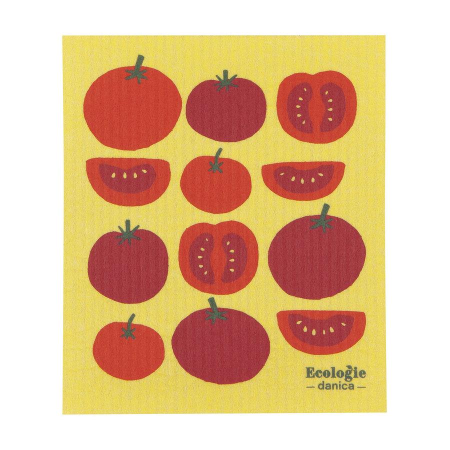 Essuie-tout en éponge tomates - Photo 0