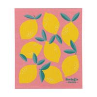 Lemon Sponge Cloth