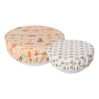 Couvre-bols à imprimé gâteaux