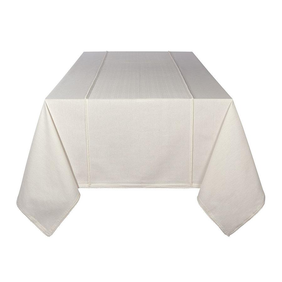 Estella Woven Tablecloth - Photo 0
