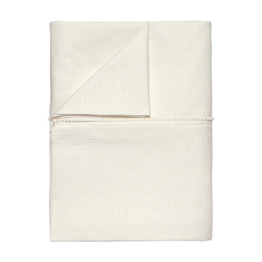 Estella Woven Tablecloth - Photo 1