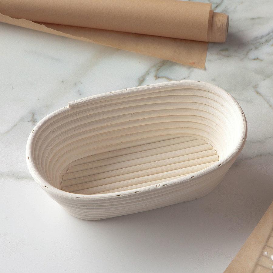 Round Banneton Bread Proofing Basket - Photo 1