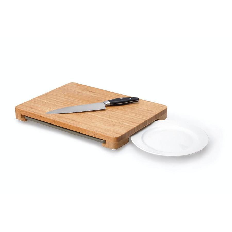 Blanc à découper Board-Cuisson Cuisine Plastique Planche à