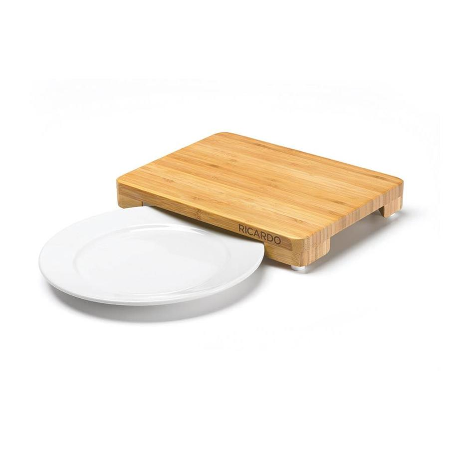 Bamboo Cutting Board - Photo 0