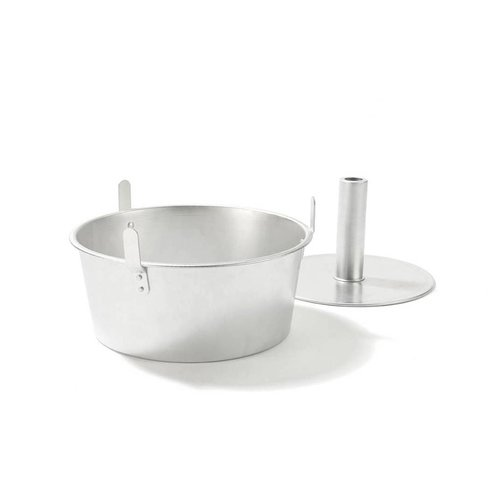 Aluminum Angel Food Cake Pan