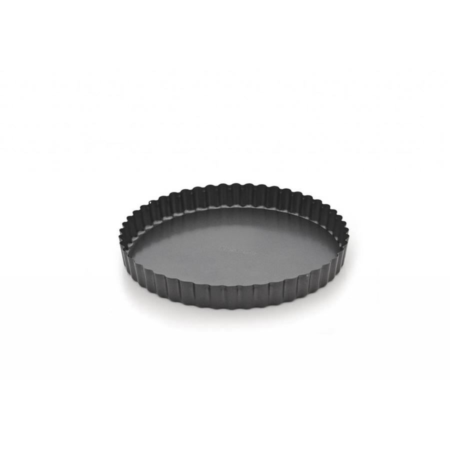 Fluted Tart Pan with Removable Bottom 23 cm (9 in) - Photo 1