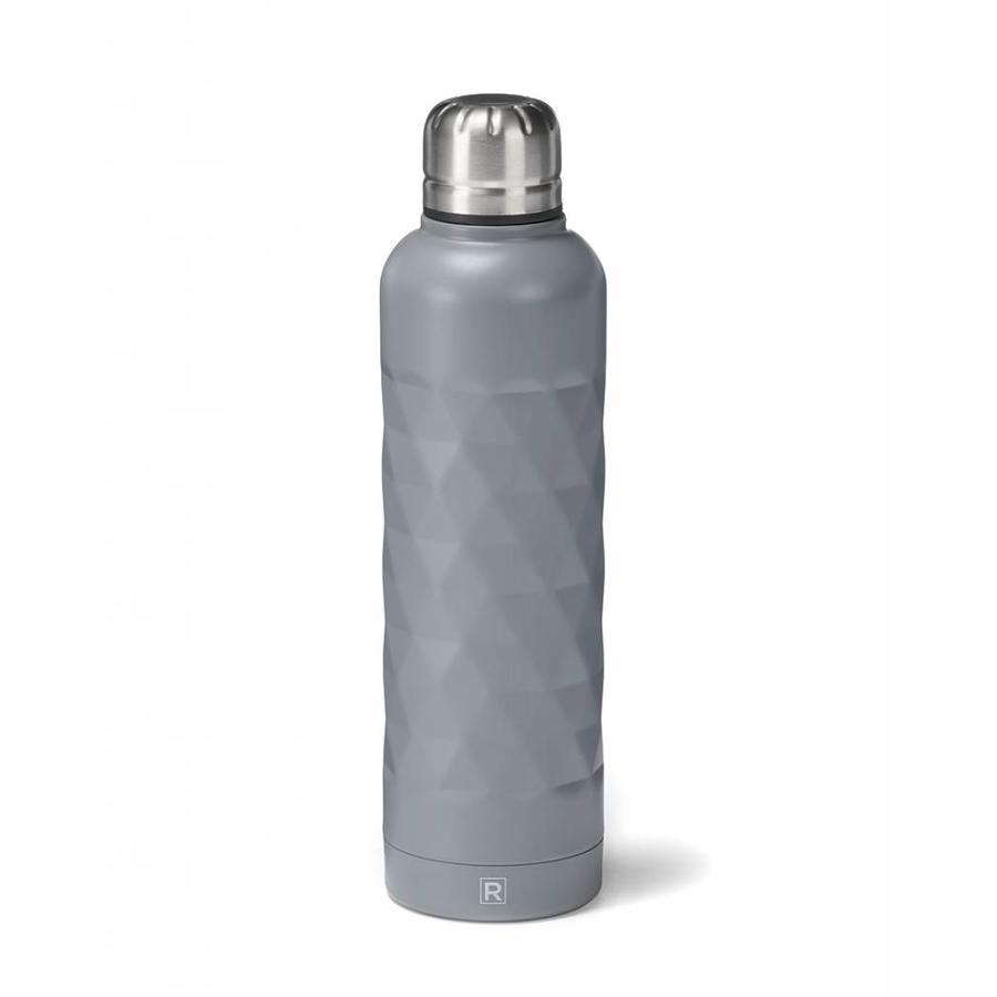 Double-walled Stainless Steel Insulated Bottle - Photo 0