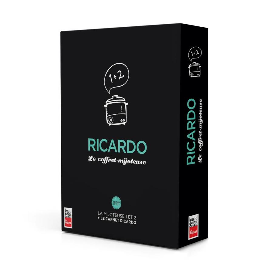 <i>Le coffret-mijoteuse RICARDO</i> (French Version) - Photo 0