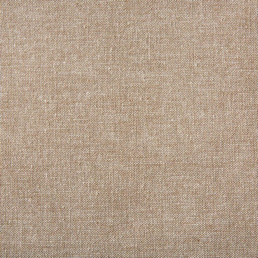 Beige Chambray Tablecloth - Photo 1
