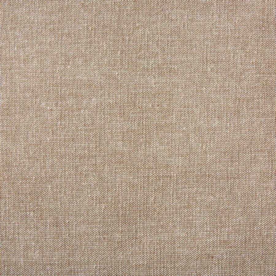 Nappe beige en chambray - Photo 1