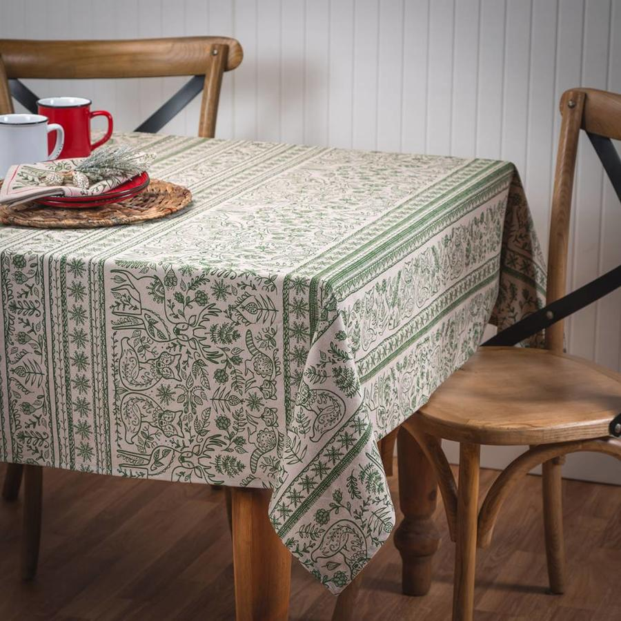 Nordic Forest Tablecloth - Photo 0