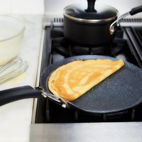 "The Rock 10"" (26 cm) Non-stick Forged Aluminum Crepe Pan"