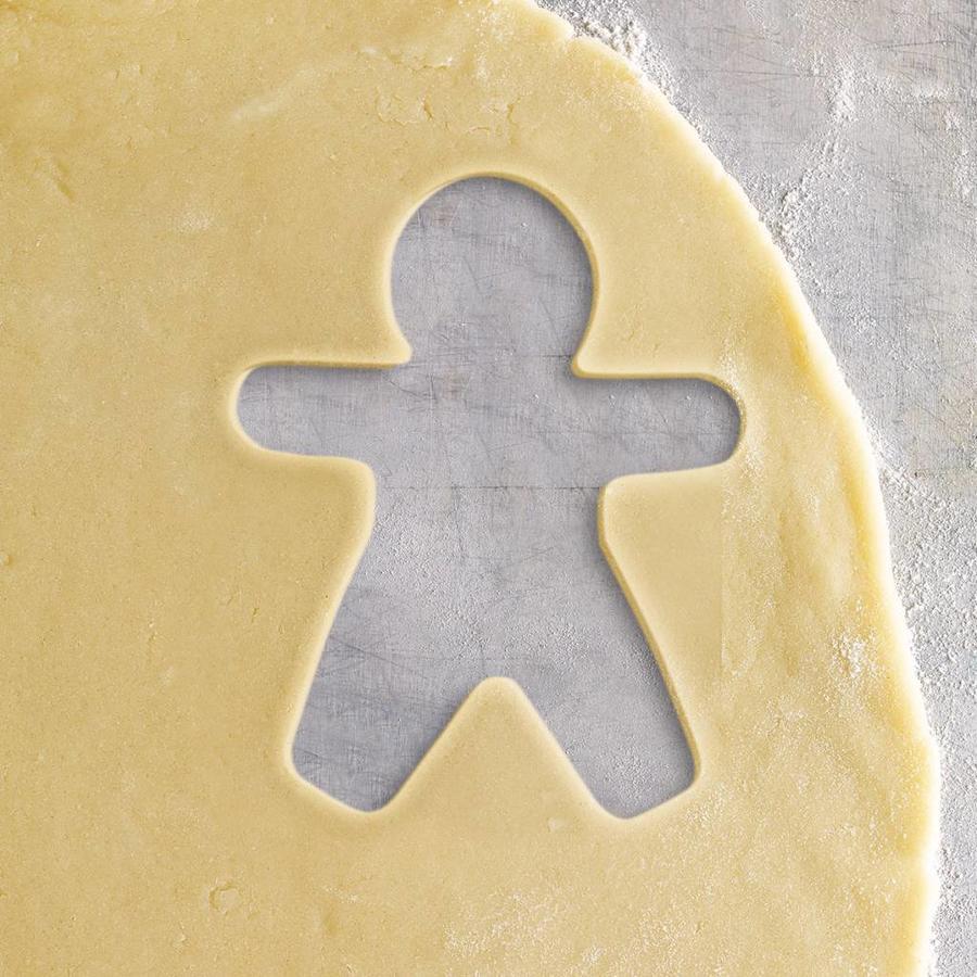 Emporte-pièce en forme de bonhomme en pain d'épice - Photo 1