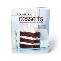 <i>La Chimie des desserts</i> Book (French Version)