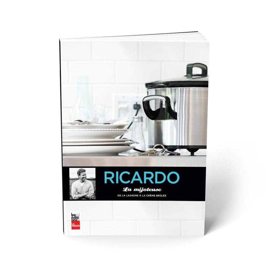 <i>Le coffret-mijoteuse RICARDO</i> (French Version) - Photo 2