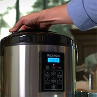 RICARDO Digital Rice Cooker