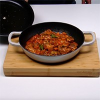 Enameled Cast Iron Dutch Oven withLid