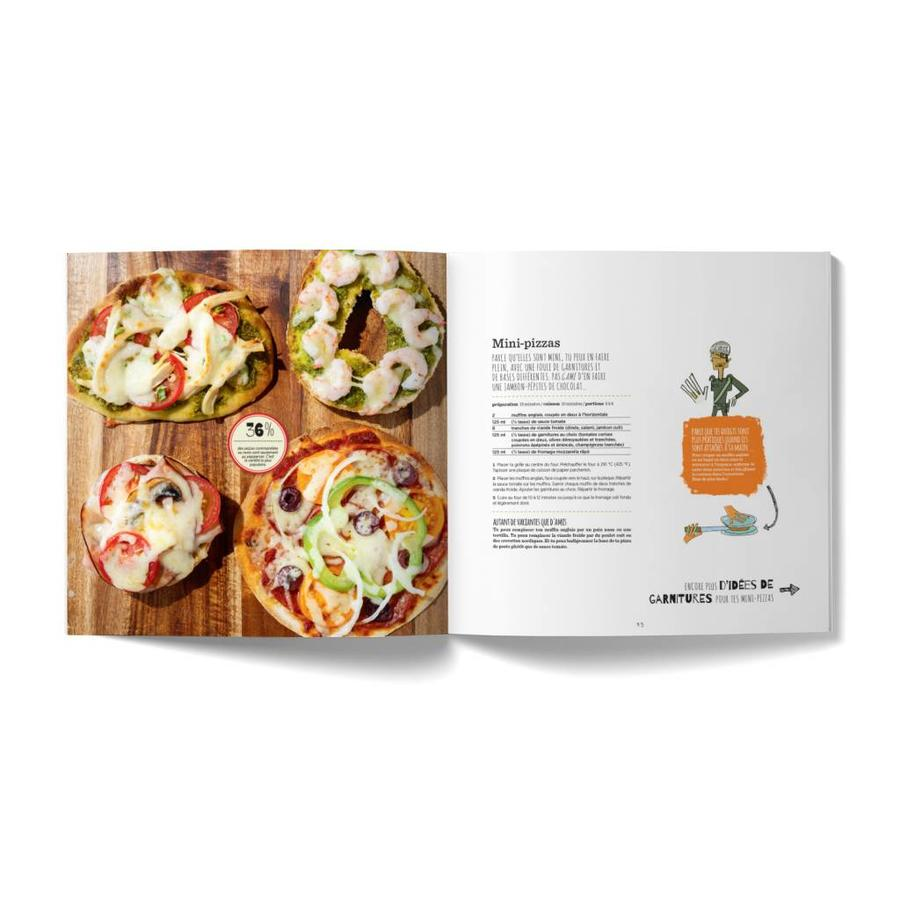 <i>Mon premier livre de recettes RICARDO</i> Book (French Version) - Photo 1