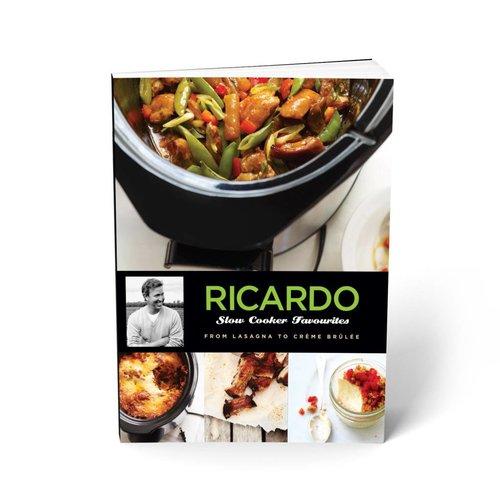 <i>Slow Cooker Favourites</i> Book