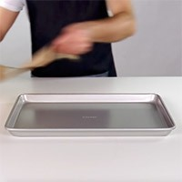 Non-stick Stainless Steel Baking Sheet
