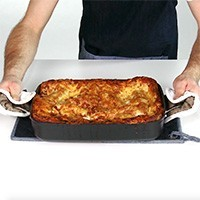 The Rock Non-Stick Rectangular Baking Dish