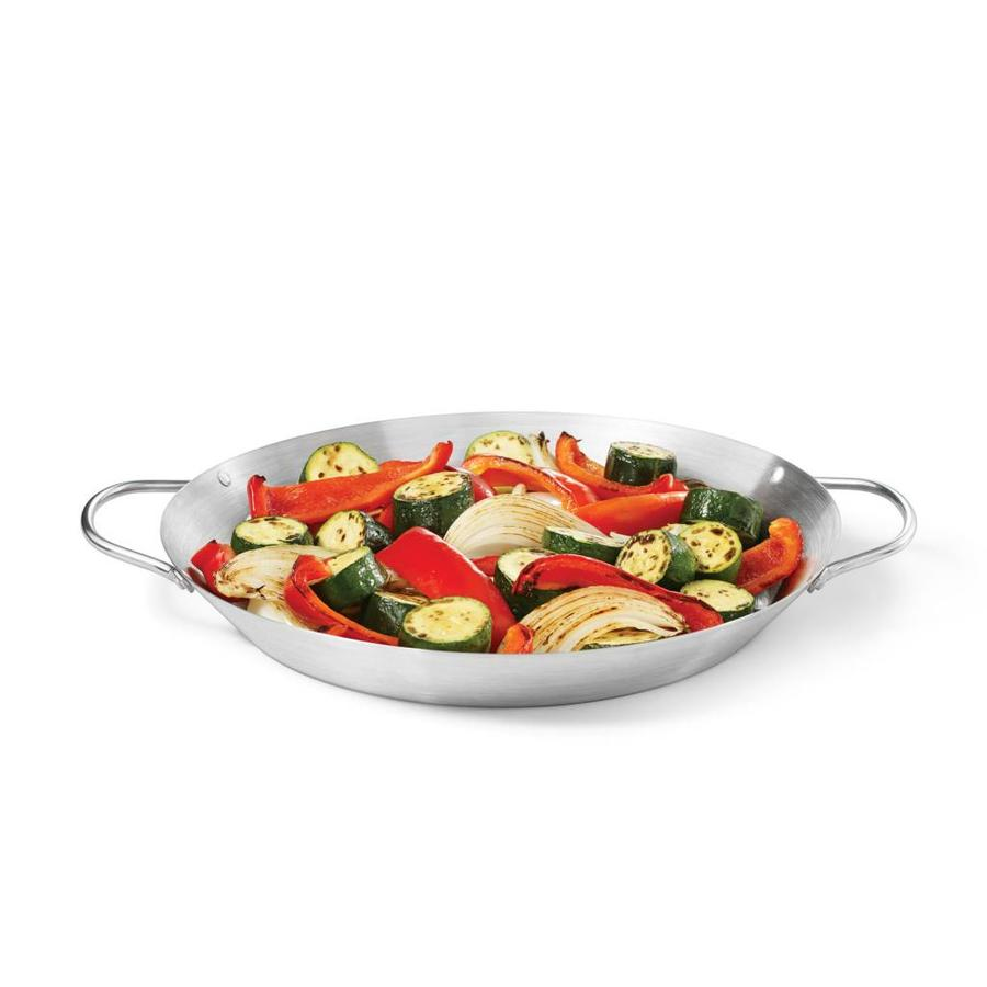 Panier wok et rôtissoire 2 en 1 pour le barbecue - Photo 3