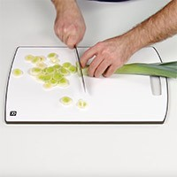 Large Non-slip Polypropylene Cutting Board