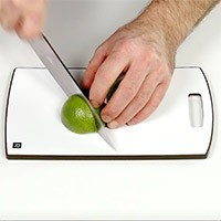 Small Non-slip Polypropylene Cutting Board