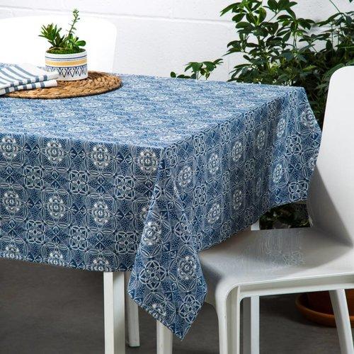 """Tablecloth """"Mediterranean Ceramics"""""""
