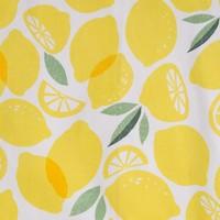 Tablier à motifs de citron