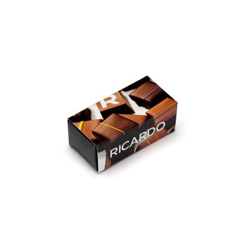 Boîte de chocolats de 2 morceaux