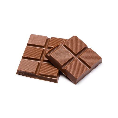 Petite barre de chocolat au lait