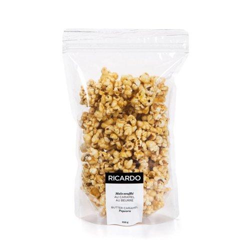 Butter caramel popcorn