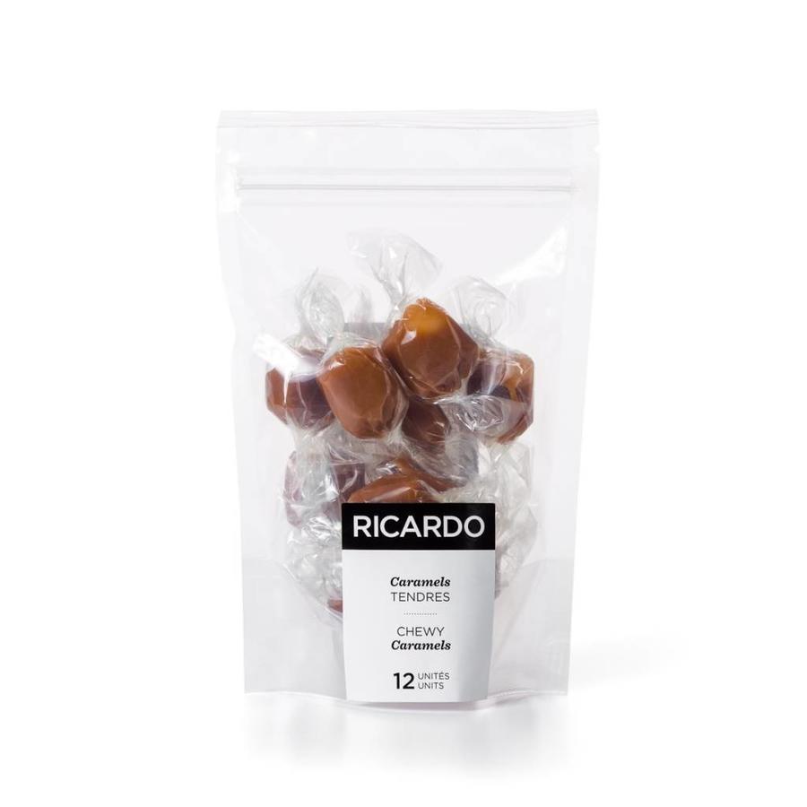 Grand sac de caramels tendres - Photo 0