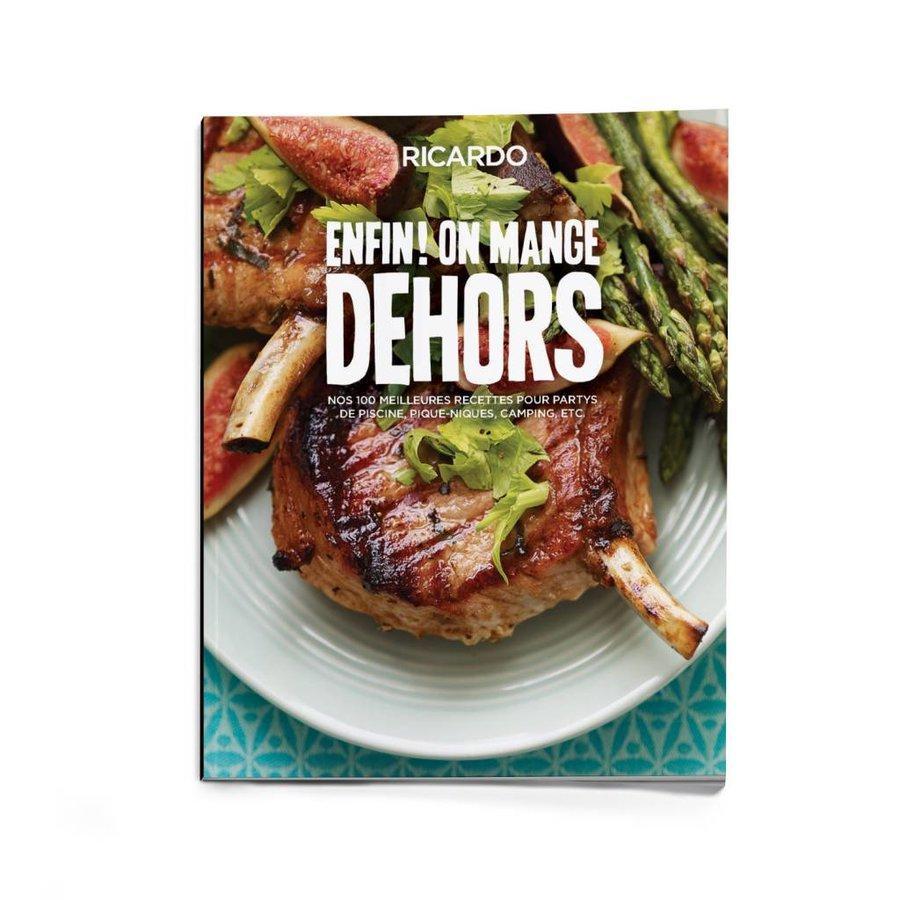 Magazine hors-série « Enfin ! On mange dehors » - Photo 0