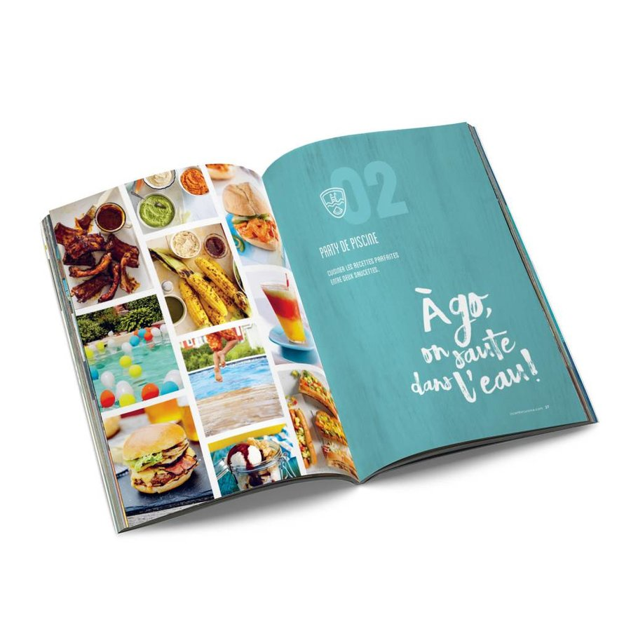 Bookazine « Enfin ! On mange dehors » - Photo 2
