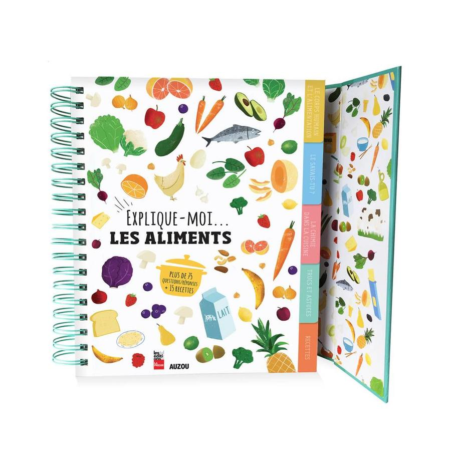 Livre <i>Explique-moi... les aliments</i> - Photo 1