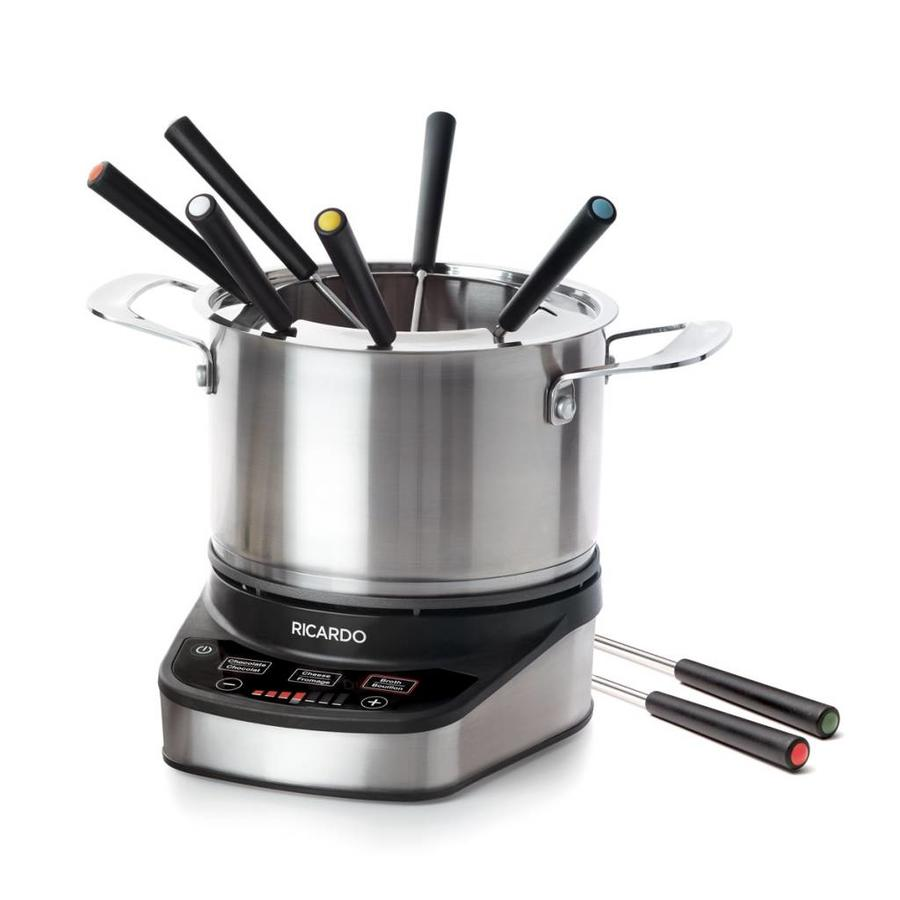 RICARDO Electric Fondue Set (11-piece) - Photo 0