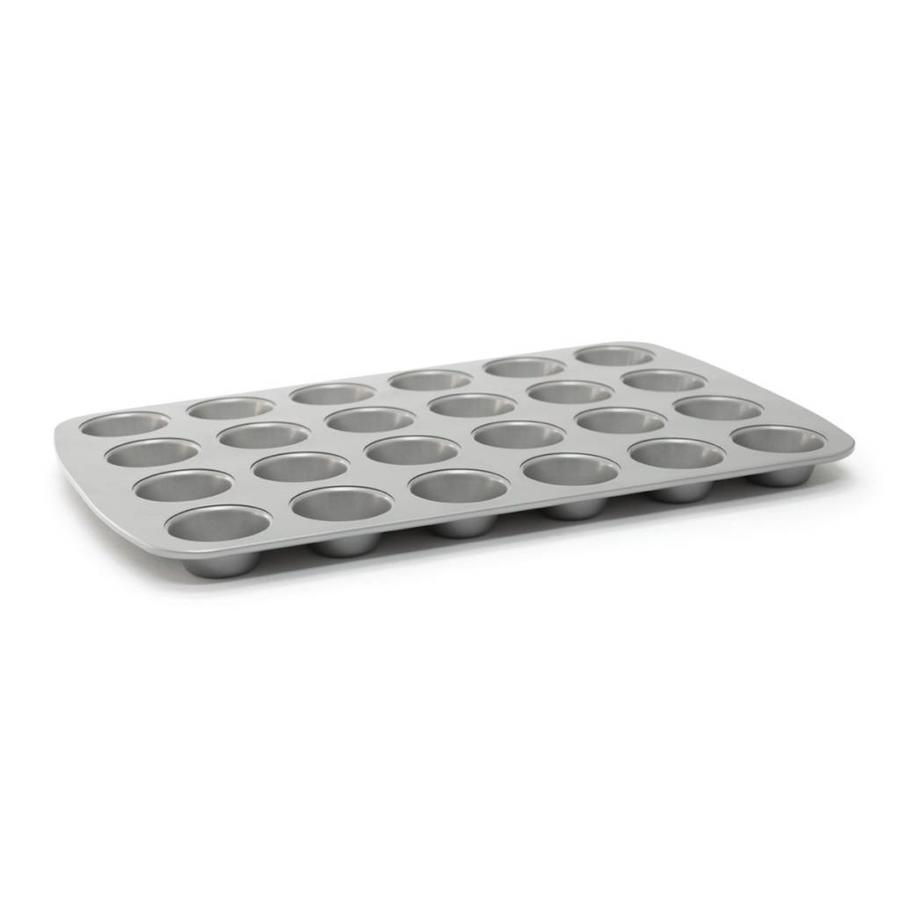 Moule antiadhésif à 24 mini muffins - Photo 0