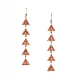 Misahara SaharA Link Earrings
