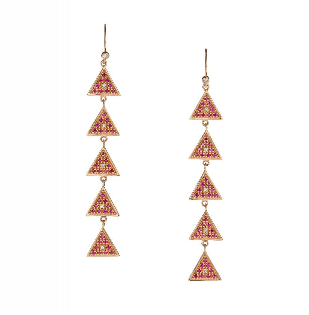 Misahara SaharA Link Earrings
