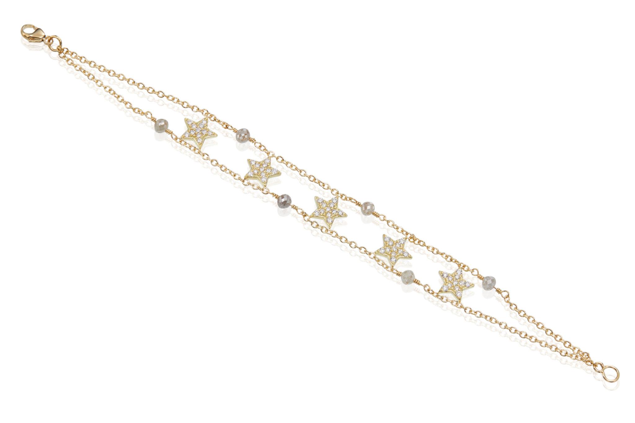 Misahara Star Bright Bracelet