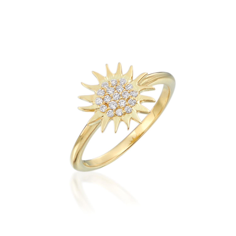 Misahara Sun Ring