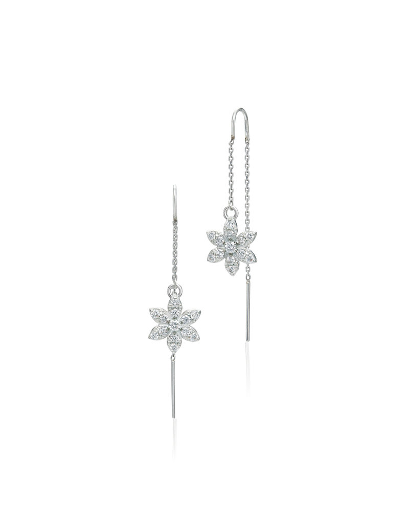Misahara Moonflower Earrings